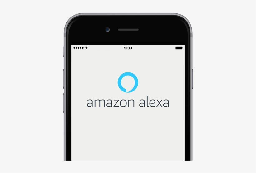 Open The Alexa App On Your Mobile Device Or Go To The - Amazon Alexa Mobile App, transparent png #705624