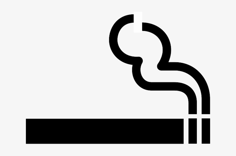 Map, Symbol, Signs, Symbols, Smoking, Smoke, Sign - Symbol For Smoking, transparent png #706176