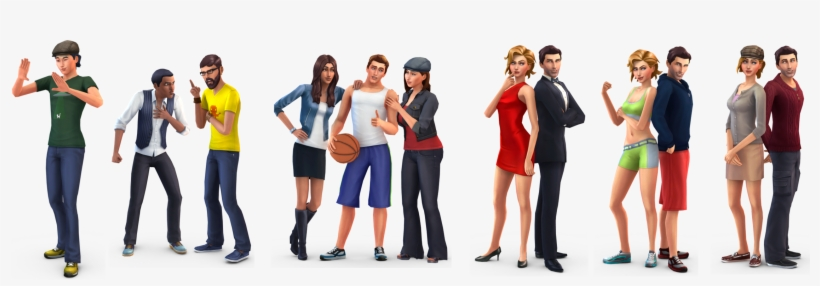 Pc Games The Sims 4, transparent png #706814