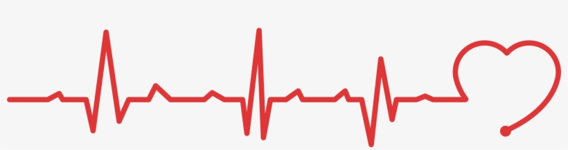 Heart Rate Electrocardiography Pulse - Portable Network Graphics, transparent png #707003