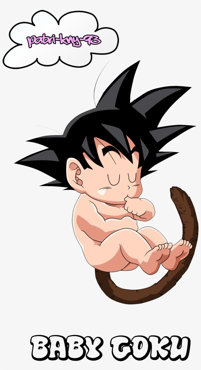 Resultado De Imagen Para Goku Baby Dragon Ball Z Baby Goku
