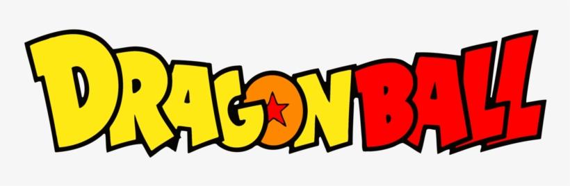 Dragon Ball Banner - Logo Anime Dragon Ball, transparent png #707471