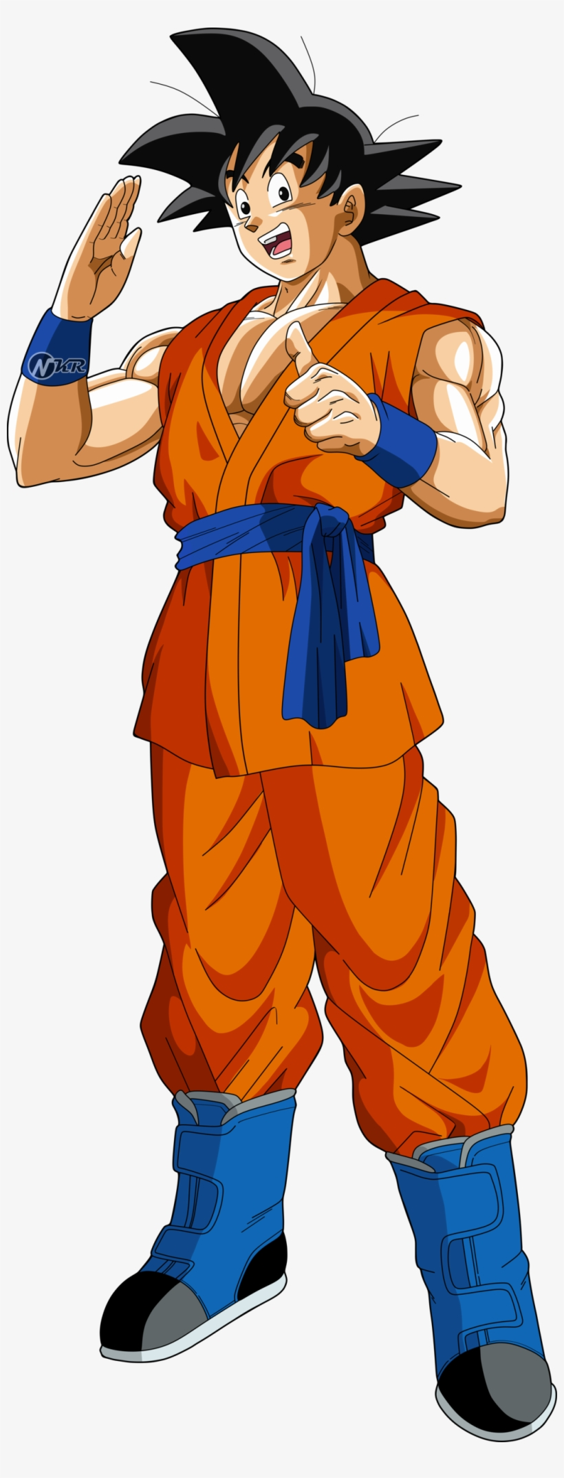 Dragon Ball Clipart Goku Normal - Goku Dragon Ball Super Png, transparent png #707539