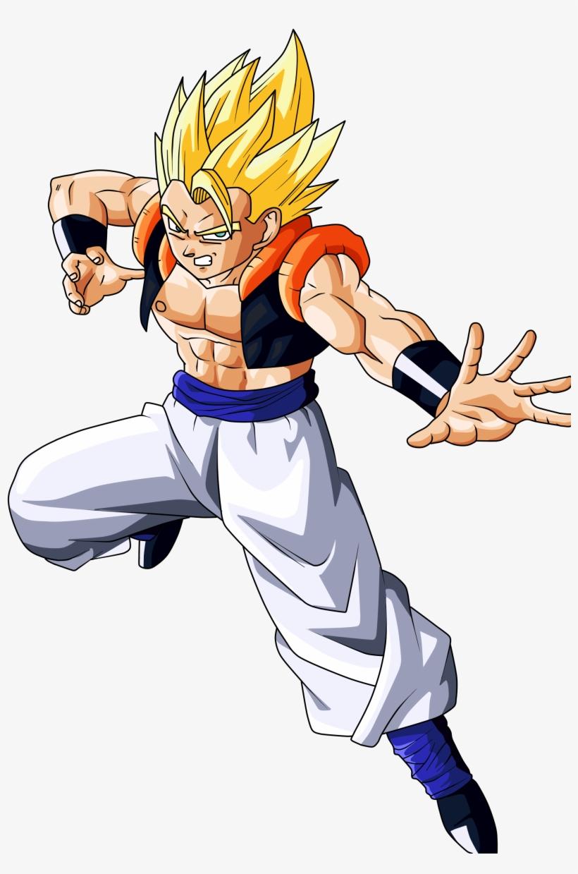 Dragon Ball Z Pictures Goku Super Saiyan - Dragon Ball Gogeta Png, transparent png #707605
