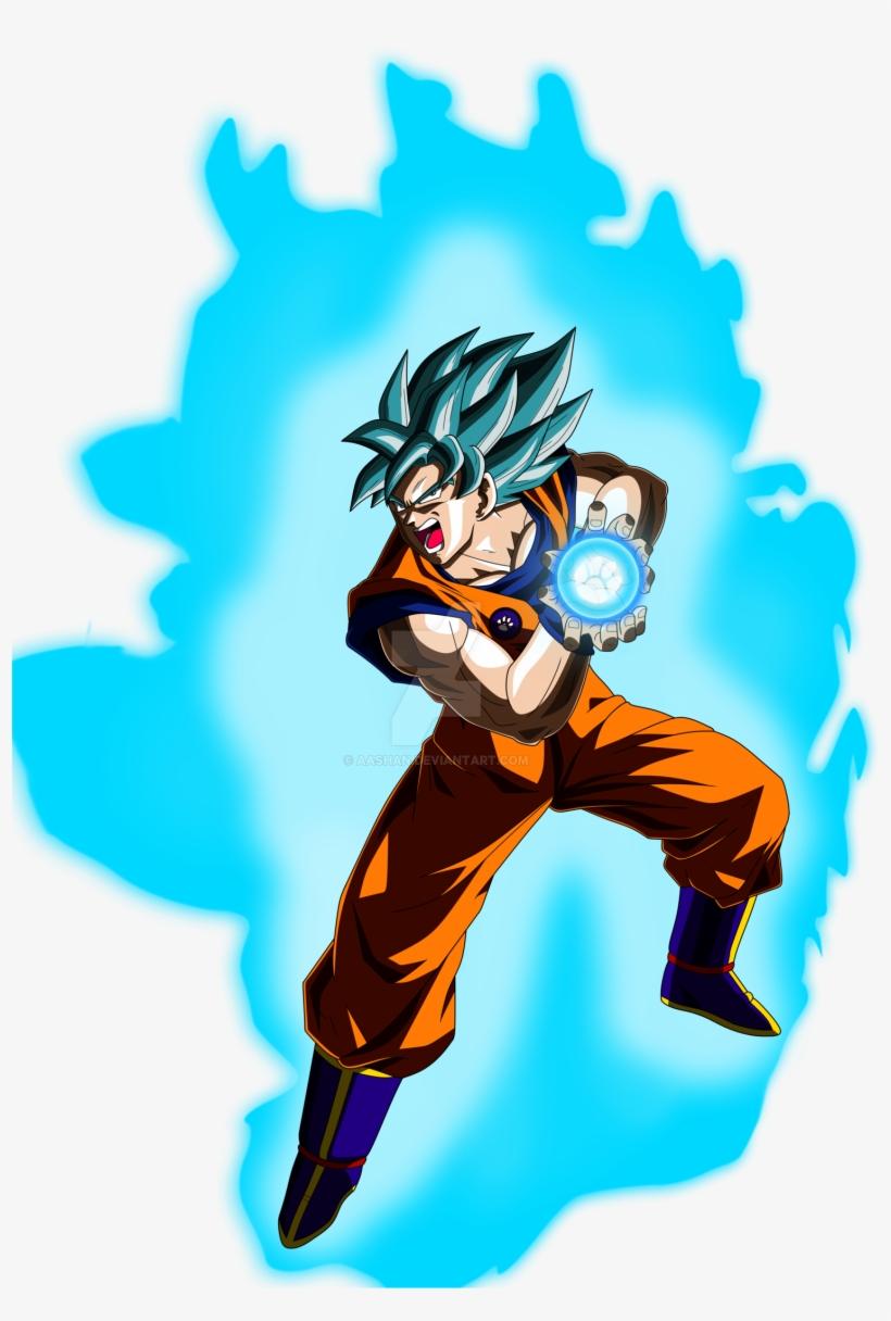 Download grátis Goku Super Sayajin Blue Para Colorir ...
