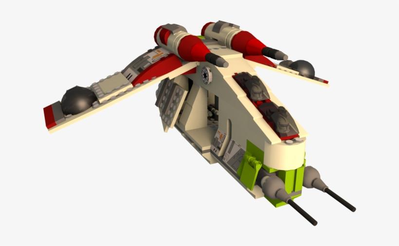 Download Zip Archive - Lego Star Wars Video Game Models Resource, transparent png #708077