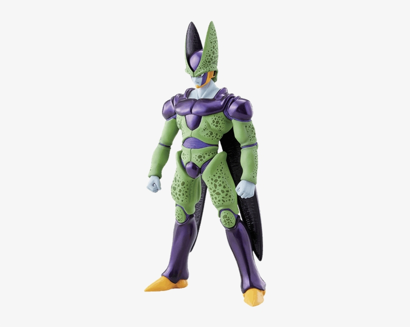 """Perfect Cell """"dimension Of Dragonball"""" Figure - Dragon Ball Z Cell Final Form, transparent png #708101"""