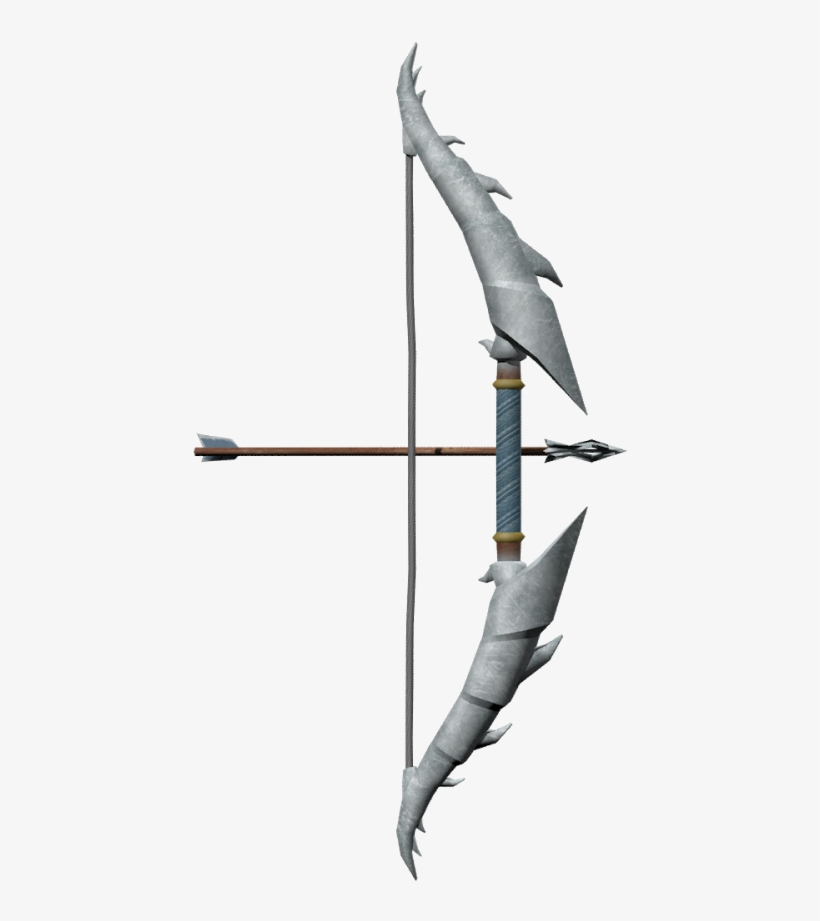 Bow And Arrow Png - Drawing, transparent png #708442