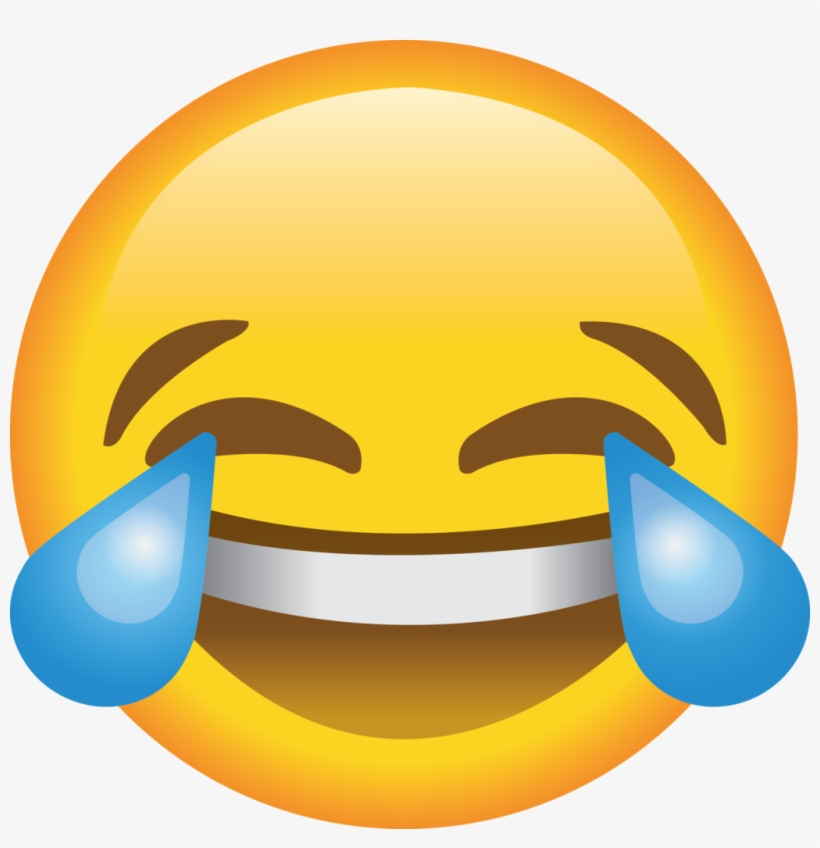 Laugh Emoji Png - Emoji Transparent Laughing Emoji Png, transparent png #708832