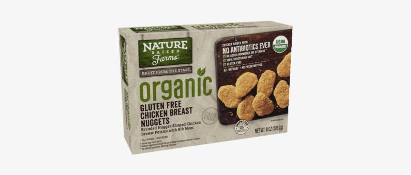 Natureraised Farms® Organic Chicken Nuggets - Natureraised Farms Chicken Nuggets, transparent png #709197