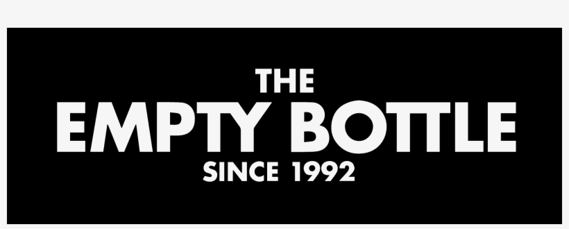 In 1992 The Empty Bottle Started Out As A Cat Ridden - Our Price, transparent png #709374