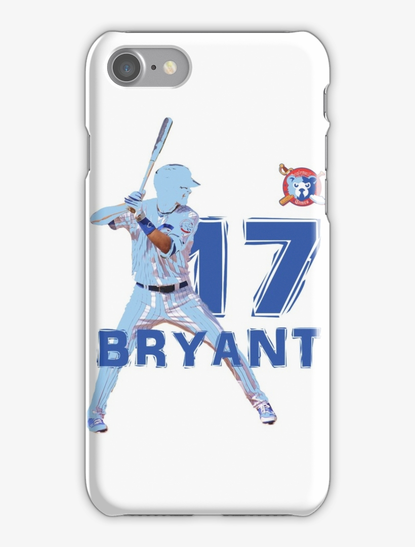 Chicago Cubs Kris Bryant Iphone 7 Snap Case Iphone, transparent png #7078622