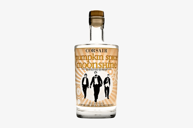 Corsair Pumpkin Spice Moonshine - Corsair Pumpkin Spiced Moonshine, transparent png #711649
