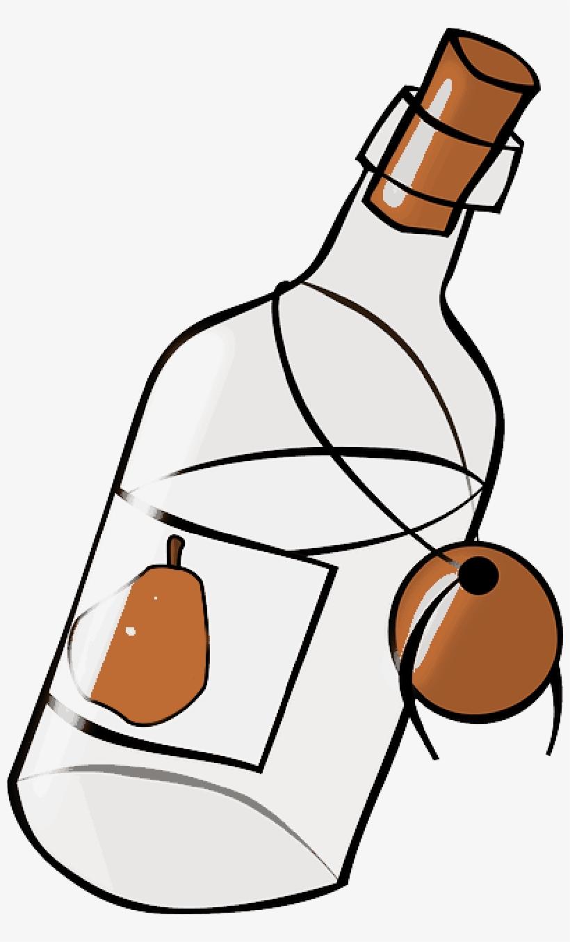 Mb Image/png - Бутылка Рисунок Png, transparent png #712248
