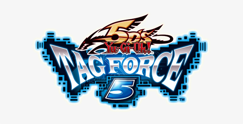 Yu Gi Oh 5ds Tagforce 5 Us Logo Image [ - Yu Gi Oh 5ds Tag Force 4 Psp, transparent png #713144