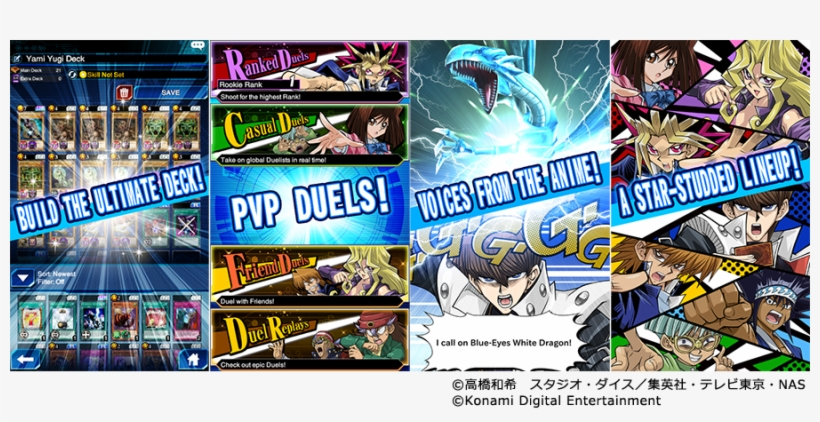"""About """"yu Gi Oh Duel Links"""" - Deck Exodia Yugioh Duel Links, transparent png #713449"""