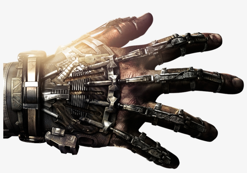 File Name Cod Aw Render4 - Call Of Duty Advanced Warfare Hand, transparent png #713689