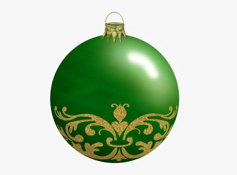 Christmas Ball Png Transparent Image - Christmas Ornament Png Transparent, transparent png #715828