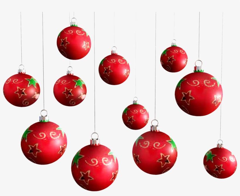 Christmas Balls Png Photos - Christmas Tree Balls Png, transparent png #715960