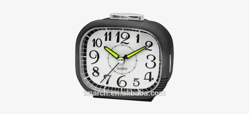 Amazon Top Seller 2018 Table Alarm Clock / Desk Alarm - We Like 2 Party, transparent png #716703