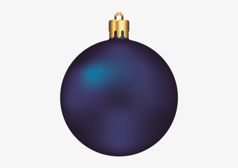 Ball Clipart Blue Christmas - Christmas Ornaments Transparent, transparent png #717176