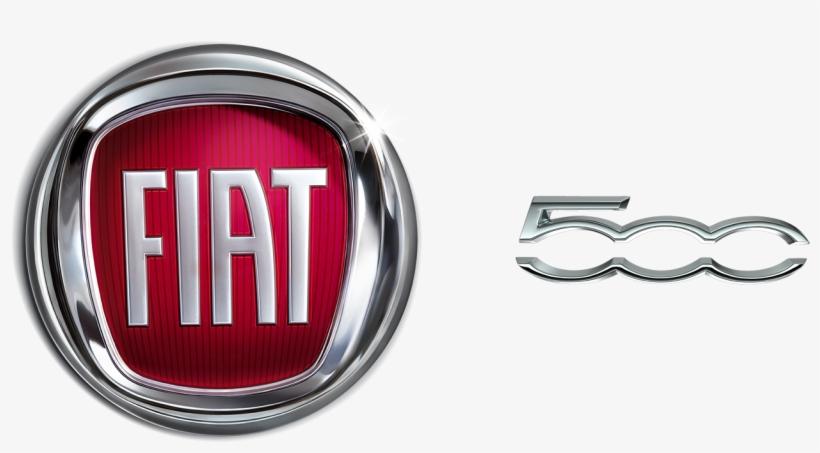 Fiat 500 Logo Logo Pictures, Picture Logo, Fiat 500, - Fiat 500 Logo Png, transparent png #718219