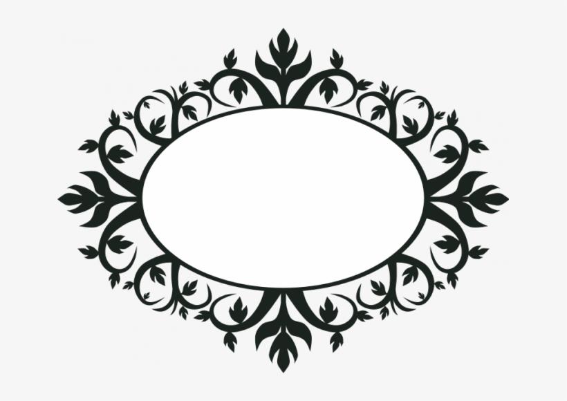 Previous - Vintage Floral Frame Oval Png, transparent png #719152