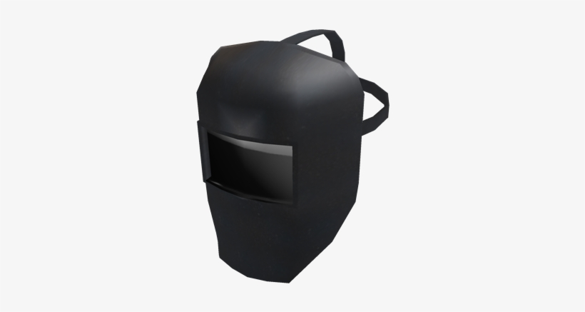 Welding Mask Welding Mask Roblox Free Transparent Png Download