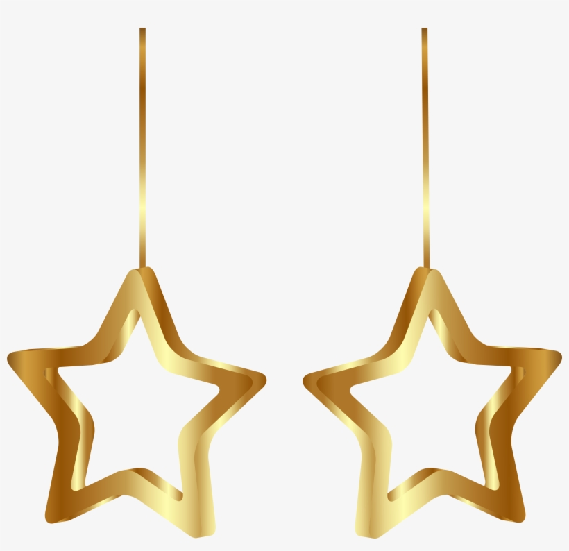 Christmas Ornaments Png Image Gallery View Full - Christmas Star Ornaments Png, transparent png #719529