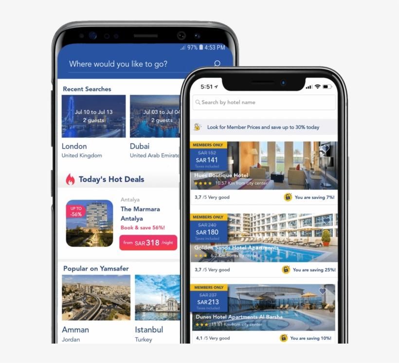 Hotels Near Cleveland Clinic Abu Dhabi Yamsafer - Free Transparent