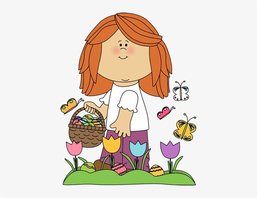 Easter Egg Hunt Clipart, transparent png #720235