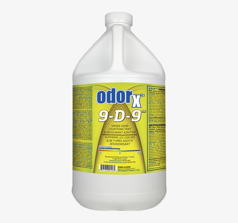Odorx 9 D 9 Smoke Odor Counteractant & Deodorant Additive - Odor X 9d9, transparent png #720641