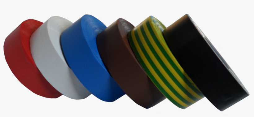 Pvc Insulation Tape 19mm X 20m - Wire - Free Transparent PNG