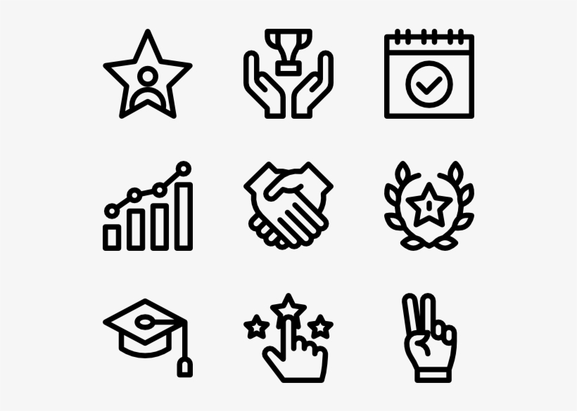 Success - Ethics Icon, transparent png #723640