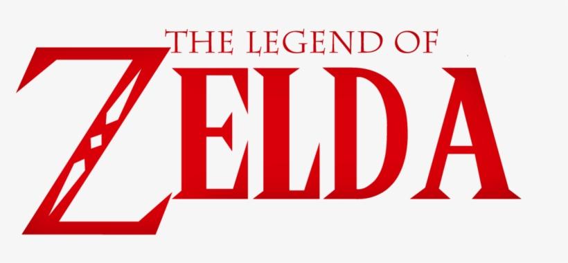 The Legend Of Zelda Logo Png Image - Legend Of Zelda, transparent png #724733