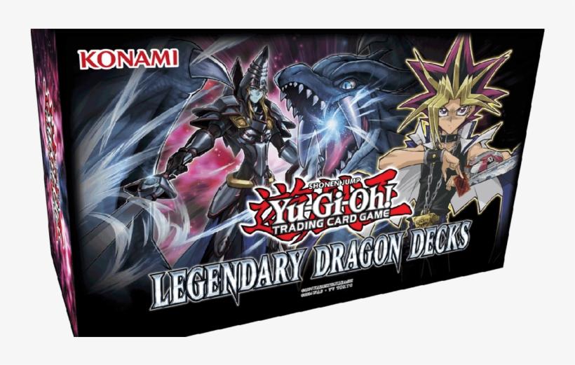 Yu-gi-oh! Tcg Legendary Dragon Decks, transparent png #724883