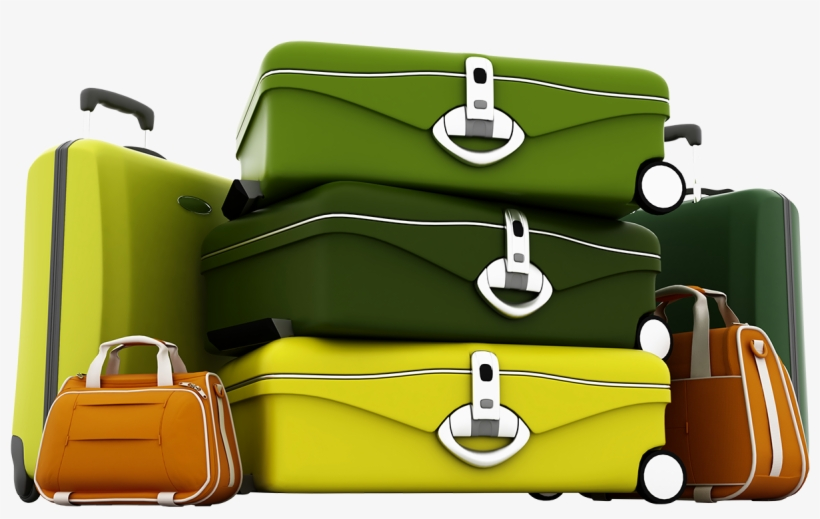 Graphic Stock Suitcases Png Picture Gallery Yopriceville - Transparent Background Suitcase Clipart, transparent png #726573
