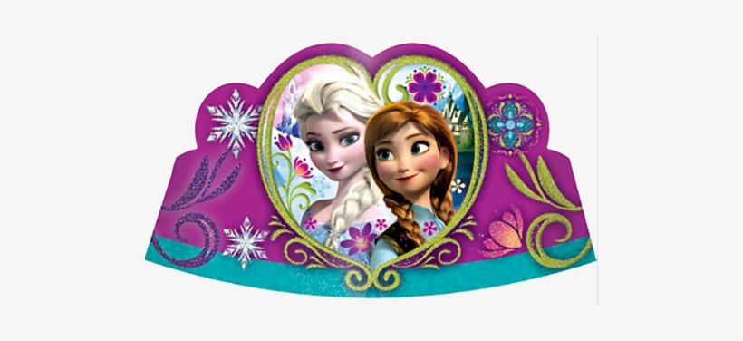 Frozen Princess Tiara - Disney Frozen Tiaras, transparent png #728122