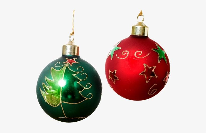 Xmas Ornament Ball Png - Christmas Tree Ornament Png, transparent png #728260