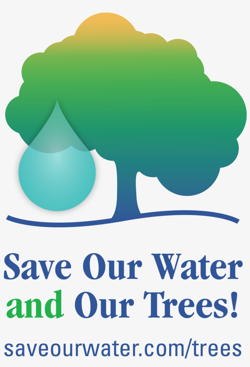 Our Releaf Network Members Are Our Greatest Resource - Save Water Save Tree, transparent png #729537
