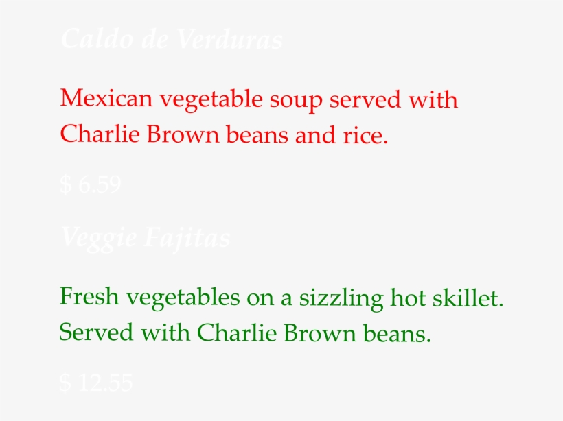 Caldo De Verduras Mexican Vegetable Soup Served With, transparent png #7281618