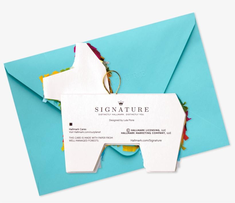 photo regarding Donkey Pinata Template Printable named Vibrant Donkey Piñata Birthday Card - No cost Clear PNG