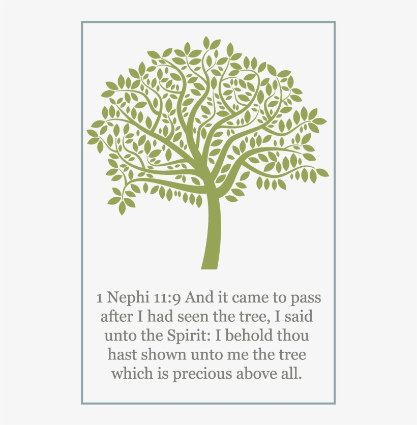 Primary Manual - Tree Of Life Picture Printable, transparent png #731345
