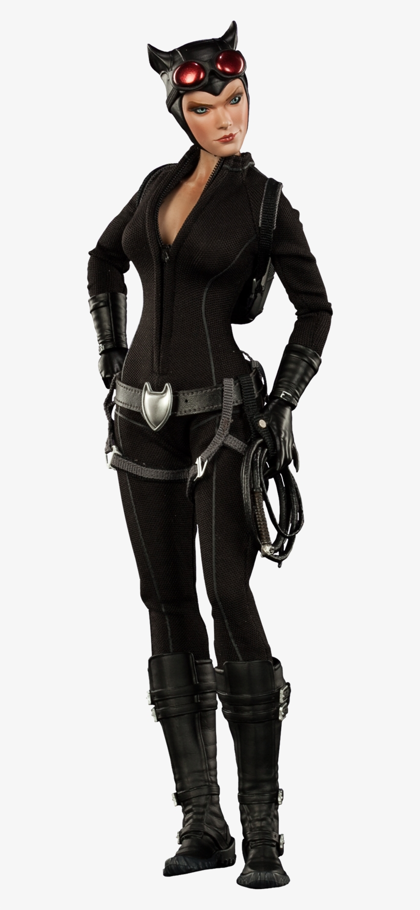 Catwoman Sixth Scale Figure - Catwoman Sideshow 1 6 Scale Figure, transparent png #732736