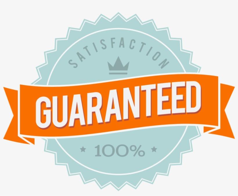 Guarantee - Money Back Guarantee Flat, transparent png #733873
