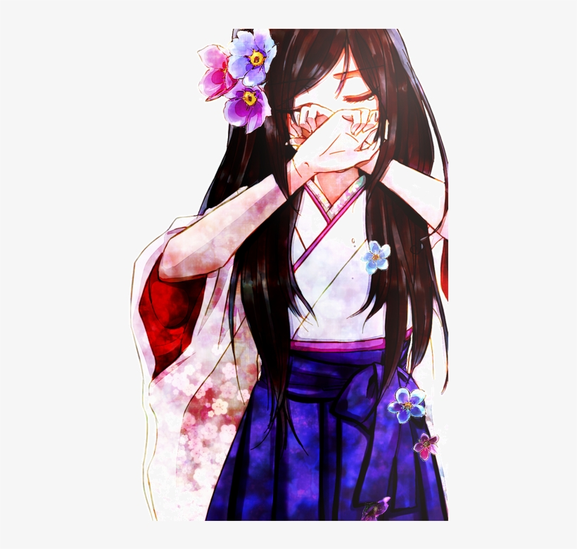 A Broken Heart Crying Out For A Lifetime With You - Anime Girl Broken Heart, transparent png #734463