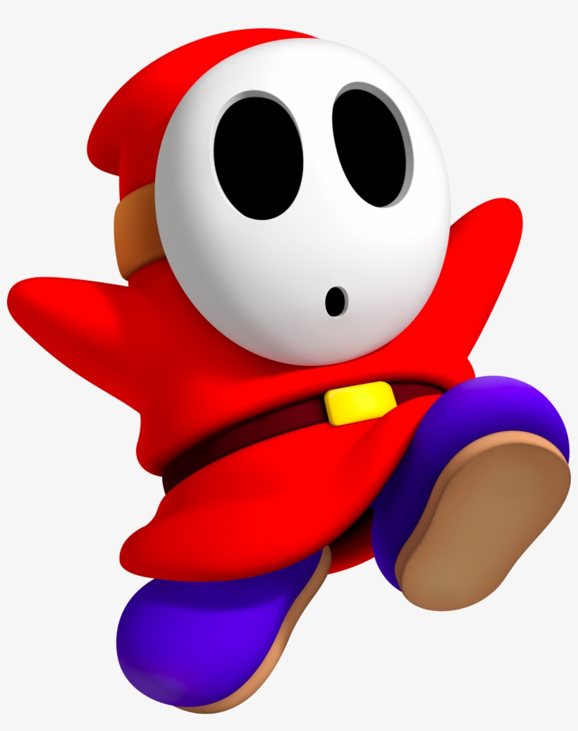 Image Mp Guy Png Nintendo Fandom Powered - Shy Guy, transparent png #734894