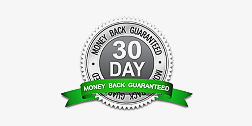 30 Day Guarantee Background Png - 100% Satisfaction, transparent png #735074