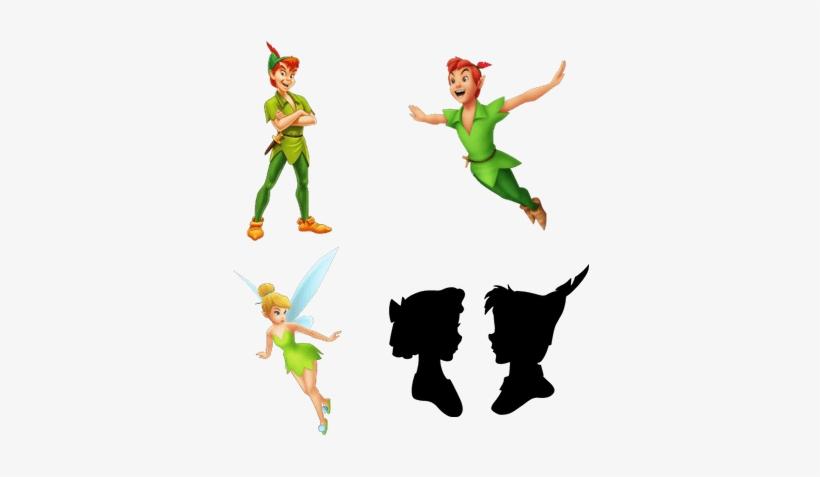 Disney Peter Pan Cardboard Stand-up, transparent png #736099