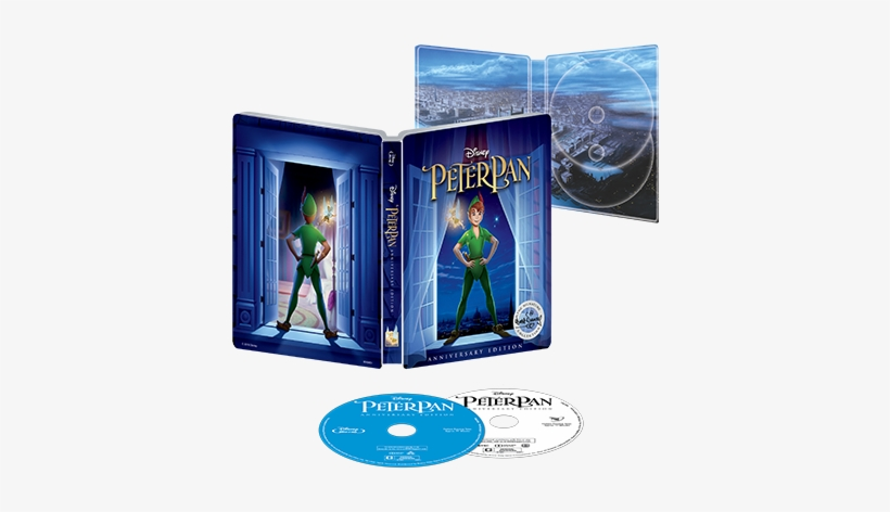 Walt Disney Signature Collection Peter Pan, transparent png #737018